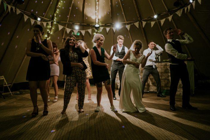 Ljud & ljus för festen